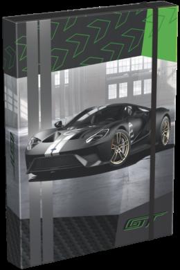 box na sešity A5 Ford GT Green 20767102(5997416576715)