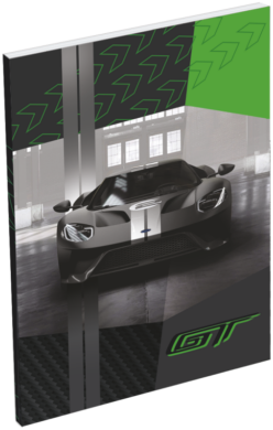 blok A7 Ford GT Green 20779402(5997416577941)
