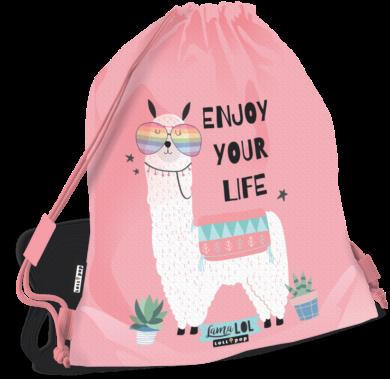 sáček na cvičky Lollipop Lama LOL 20790447(5997416579044)