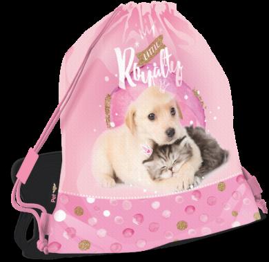 sáček na cvičky Little Friends Pink 20790701(5997416579075)