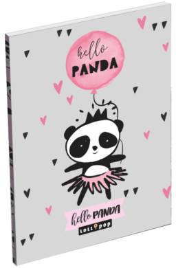 blok A7 Lollipop Hello Panda 20797851(5997416579785)