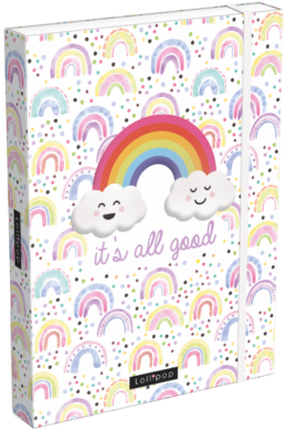 box na sešity A4 Lollipop All Good 21871456(5997416587148)