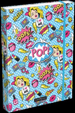 box na sešity A4 Lollipop Pop 21871654(5997416587162)