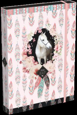 box na sešity A4 Wild Beauty Rose 21871908(5997416587193)