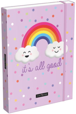 box na sešity A5 Lollipop All Good 21872956(5997416587292)