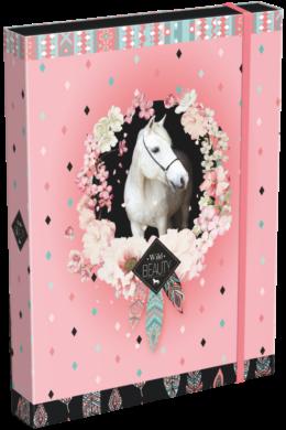 box na sešity A5 Wild Beauty Rose 21873308(5997416587339)