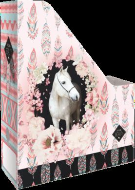 box na sešity skládací A4 Wild Beauty Rose 21876408(5997416587643)