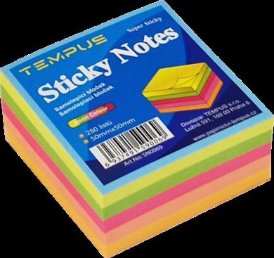 notes   Y neon  50 x 50 mix barev 250l(6937491590069)