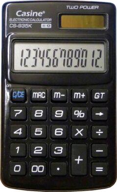 kalkulačka Casine CS-935 černá(6939107620719)