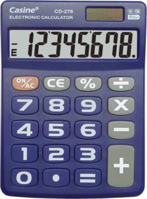 kalkulačka Casine CD-276 modrá(6939107622850)