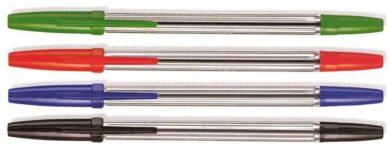 kuličkové pero Corvina 51 červené(8003511431631)