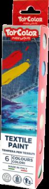 barvy na textil Toy color 25ml 6ks(8015189005380)