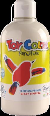 barva temperová Toy color 0.5 l  bílá 01(8015189015518)