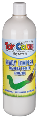 barva temperová Toy color 1 l bílá 01(8015189015549)