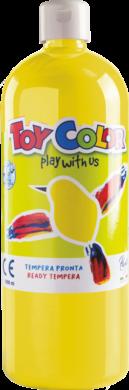 barva temperová Toy color 1 l žlutá 03(8015189035547)