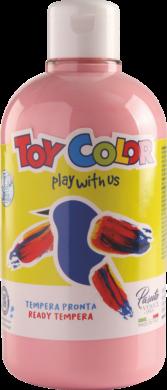 barva temperová Toy color 0.5 l  růžová 06(8015189065513)