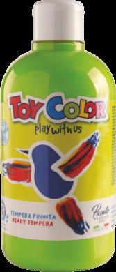 barva temperová Toy color 0.5 l  zelená 11 světlá(8015189115515)