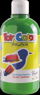 barva temperová Toy color 0.5 l  zelená 12(8015189125514)