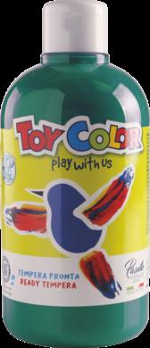 barva temperová Toy color 0.5 l  zelená 14 tmavá(8015189145512)