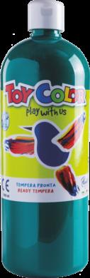 barva temperová Toy color 1 l zelená 14 tmavá(8015189145543)