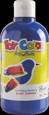 barva temperová Toy color 0.5 l  modrá 16 tmavá(8015189165510)
