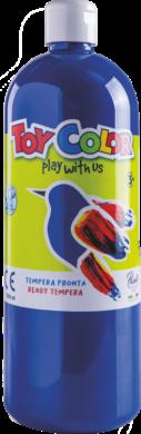 barva temperová Toy color 1 l modrá 16 tmavá(8015189165541)