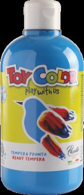 barva temperová Toy color 0.5 l  modrá 18 světlá(8015189185518)