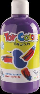 barva temperová Toy color 0.5 l  fialová 19(8015189195517)