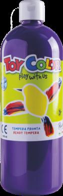 barva temperová Toy color 1 l fialová 19(8015189195548)