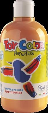 barva temperová Toy color 0.5 l  okrová 20(8015189205513)