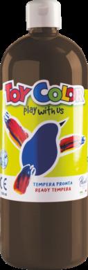 barva temperová Toy color 1 l hnědá 22(8015189225542)