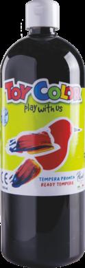 barva temperová Toy color 1 l černá 24(8015189245540)