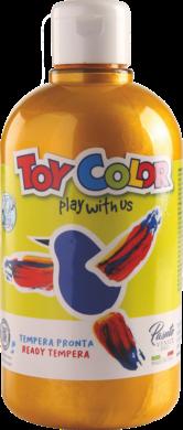 barva temperová Toy color 0.5 l metal zlatá 26(8015189265517)