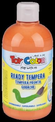 barva temperová Toy color 0.5 l  oranžová 91 pastel(8015189915634)