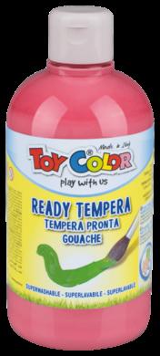 barva temperová Toy color 0.5 l  červená 93 pastel(8015189935632)