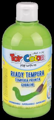 barva temperová Toy color 0.5 l  zelená 95 světlá pastel(8015189955630)