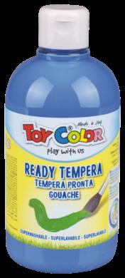 barva temperová Toy color 0.5 l  modrá 97 pastel(8015189975638)