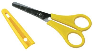 nůžky dětské Milan s krytkou(8411574000372)