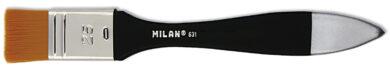 štětec  Milan 631 umělecký široký lak 35 mm(8411574002154)