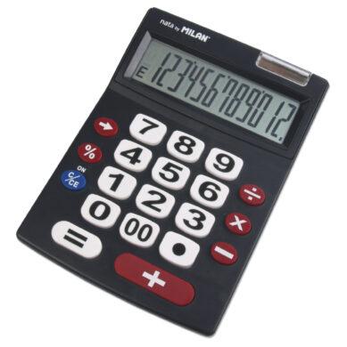 kalkulačka Milan 151712 BL(8411574012054)