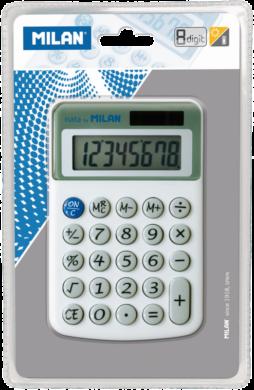 kalkulačka Milan 40918 BL(8411574020912)