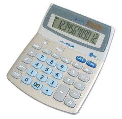 kalkulačka Milan 152512 BL(8411574021766)