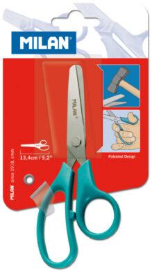 nůžky dětské Milan  blistr(8411574027492)