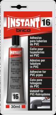lepidlo Instant blistr 16 na PVC trubky(8414213166606)