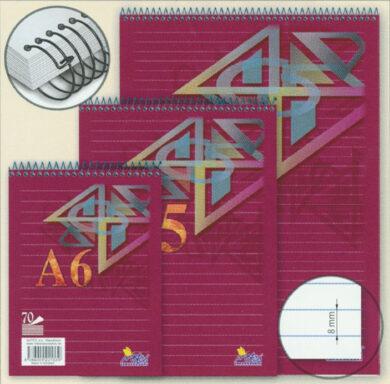 blok spirála vrch A6 linka(8586009221339)
