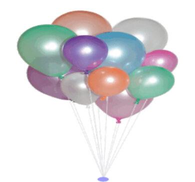 balónek metalíza perleť 27/90(8590497210904)