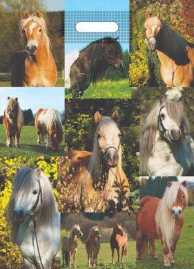 taška 50 x 35 koně(8594028133946)