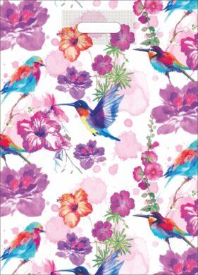 taška 50 x 35 kolibříci(8594028133977)