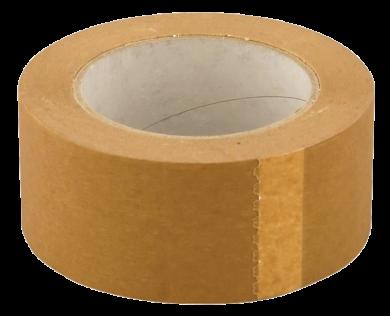 lepící páska papírová 50 x 50m hnědá samolep.(8594033820305)