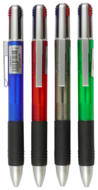 kuličkové pero  4 bar.(8594033820824)
